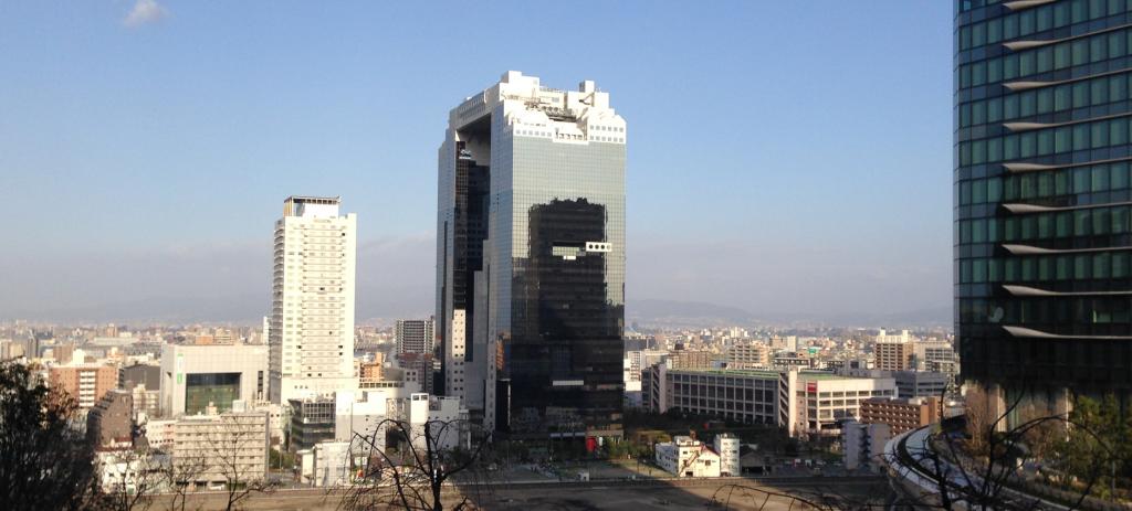 大阪ステーションシティ11階