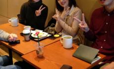 梅田 朝カフェ交流会