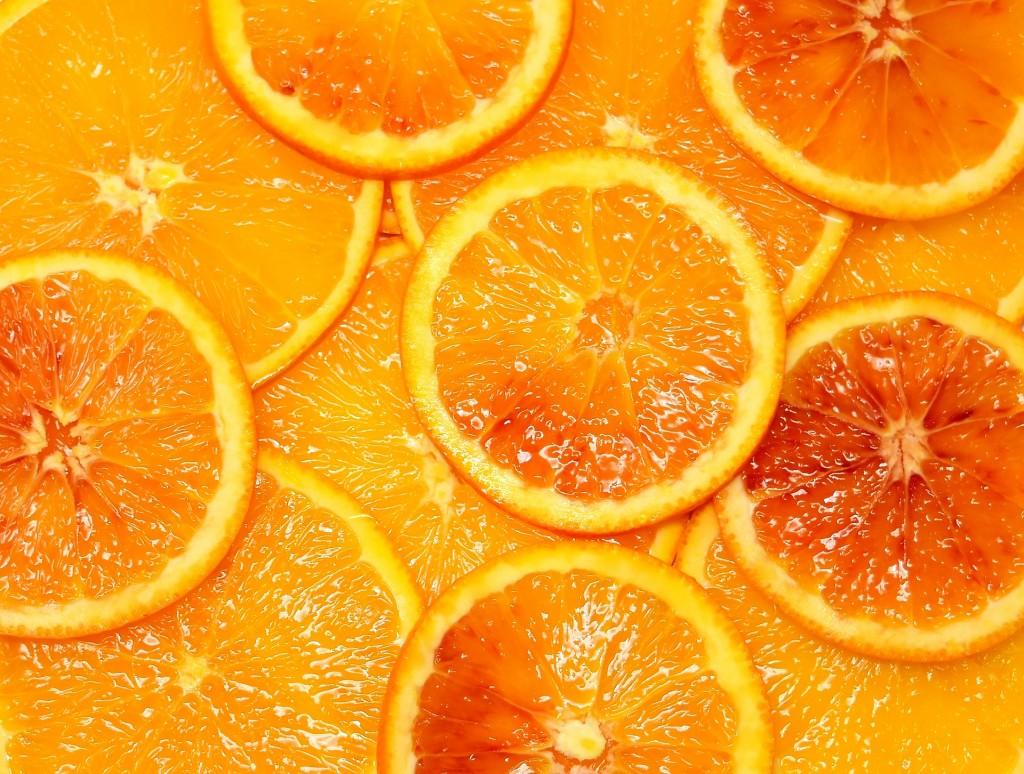 色のイメージ オレンジ